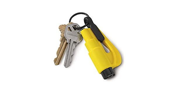 ResQMe llavero herramienta de rescate - Color Amarillo ...