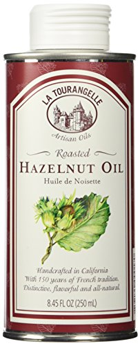 La Tourangelle Artisan Roasted Hazelnut Oil (Pack of 3)