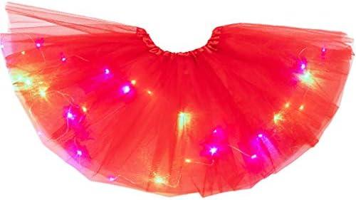Guoyy Falda De Ballet para Niña Y Mujer para Fiesta,Falda De Tul ...