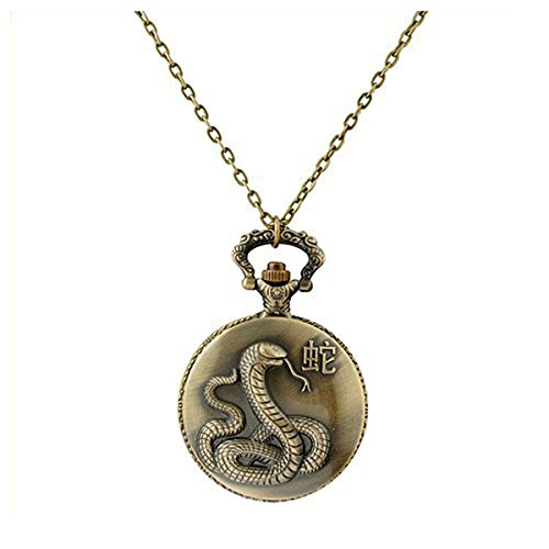 vintage-chinese-zodiac-snake-pattern-pendant-pocket-watch-necklace-watch-with-chain-large