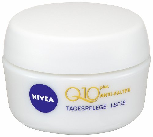 1.7oz Nivea Visage Q10 Plus créatine Crème de jour anti-rides. / 50ml nouvelle formulation