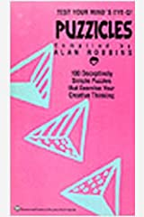 Puzzicles by Alan Robbins (1988-06-12) Mass Market Paperback