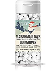 Gourmet du Village Hot Chocolate Toppings Dehydrated Marshmallows, 24 Grams