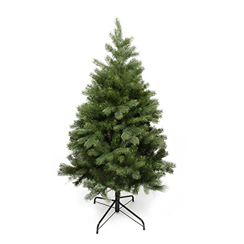 Fir Unlit Artificial Christmas Tree (Northlight Unlit Noble Fir Full Artificial Christmas Tree, 4')