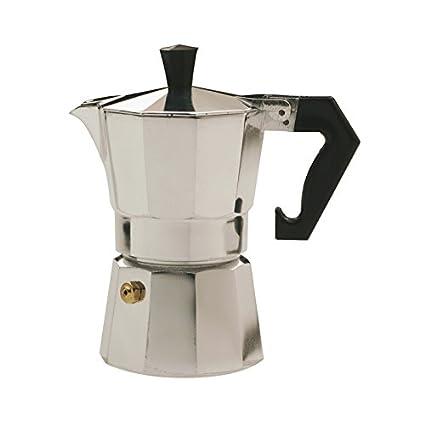 Amazon.com: Excèlsa Baby - Cafetera de aluminio con 6 tazas ...