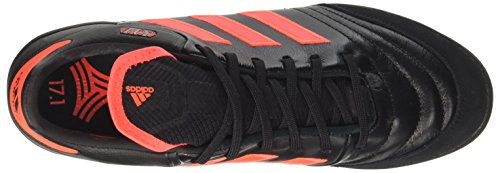 adidas Copa Tango 17.1 TF, Scarpe per Allenamento Calcio Uomo Multicolore (Core Black/Solar Red/Core Black)