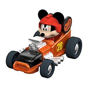 Fisher-Price Disney Junior Mickey and the Roadster Racers Mickey