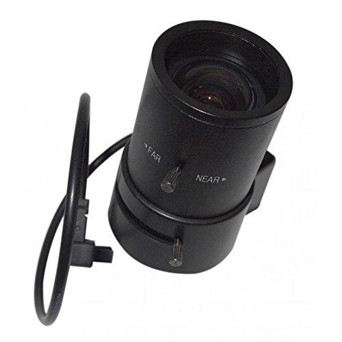 Evertech 10 Pcs 2.8-12mm Varifocal Auto Iris Lens for Professional CCD Cameras by Evertech (Image #5)