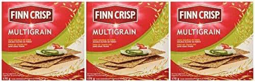 Crackers: Finn Crisp Multigrain