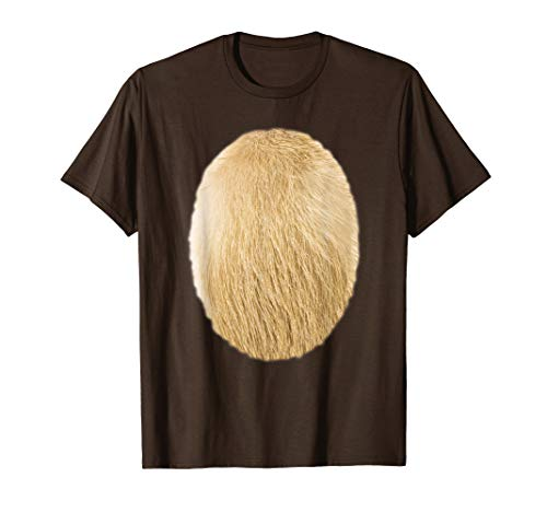 Reindeer Belly T-Shirt Funny Cute DIY Halloween Costume Tee]()