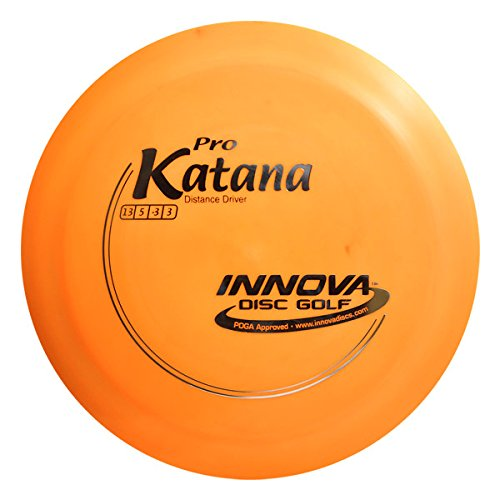 Innova Disc Golf Pro Katana Driver, 170-172gm (Colors may vary)
