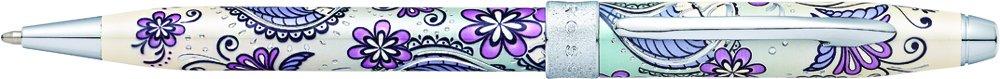 Cross Botanica Purple Orchid Ballpoint Pen (AT0642-2)