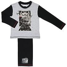 Boys Star Wars Pyjamas Set Various Dark Side Designs - Age 4-10 Years