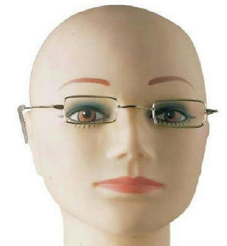[Rectangular Wire Rim Glasses Costume Accessory] (Ben Franklin Costumes Child)