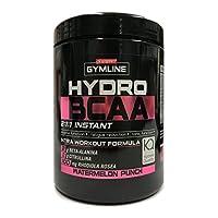 Enervit GymLine HYDRO BCAA Powder 335 g. Kiowa Quality gusto Watermelon Punch con Beta Alanina e Rhodiola Rosea