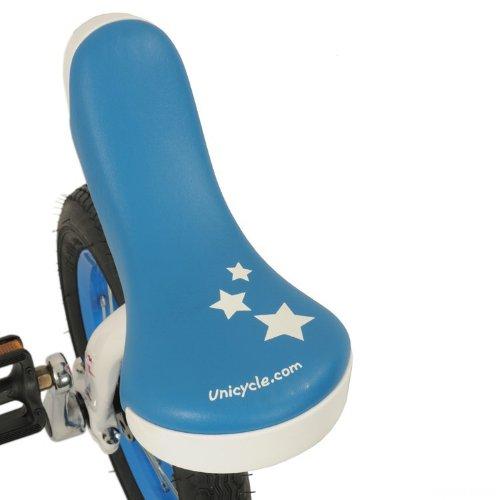 Tini Uni - 12'' Unicycle Blue