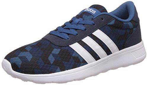 adidas Lite Racer, Zapatillas Hombre, Azul (Maruni/Ftwbla/Azubas), 39 EU