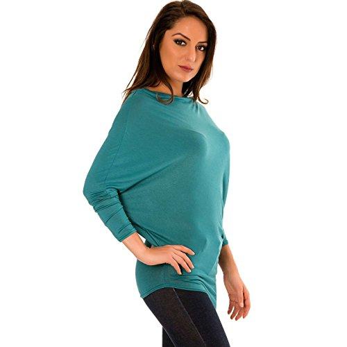 Miss Wear Line - Camisas - cuello barco - para mujer