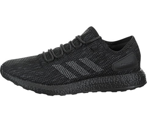 Pictures of adidas Pureboost Shoe Men's Running BB6288 Core Black/Solid Grey 1