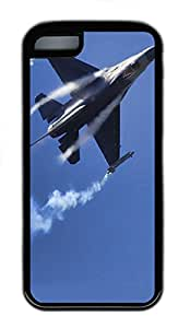 iPhone 5C Cases & Covers - Fighter Jets Custom TPU Soft Case Cover Protector for iPhone 5C¨CBlack