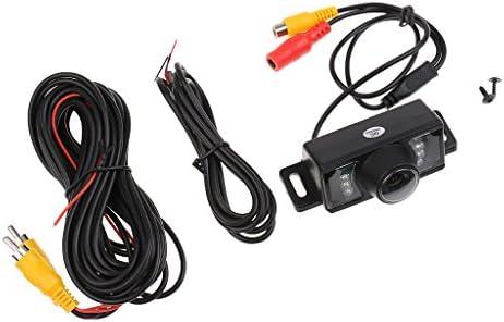 Almencla 背面カメラ-防水カラー広視野角車の背面カメラ