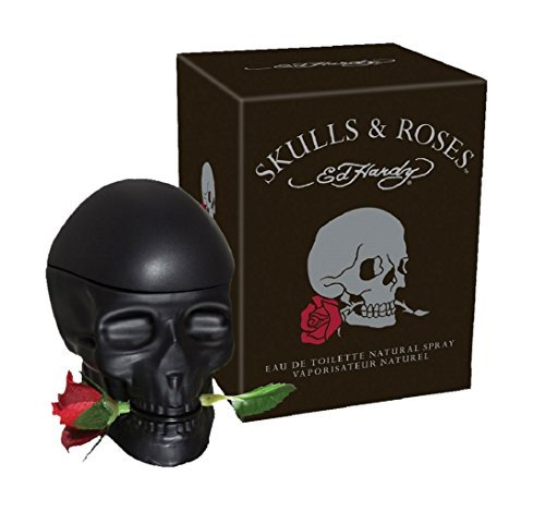 Skulls and Roses ED Hardy Colognes for Men, 2.5 Ounce by Ed Hardy - Mens Cologne Ed Hardy