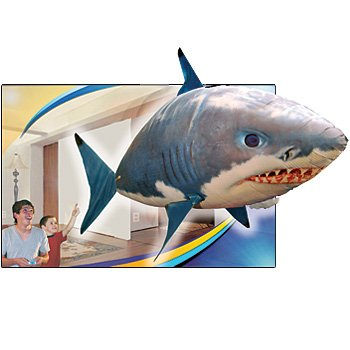 William Mark Air Swimmers Remote Control Flying Shark - (2 Pack) from William Mark Corporation