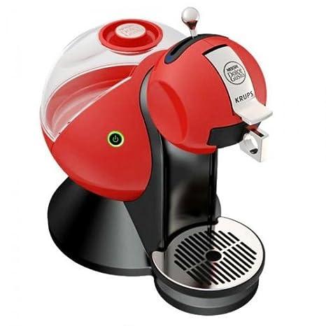 5d5d038028f569 Krups YY1551FD Machine à Expresso 15 bars Nescafé Dolce Gusto Melody Rouge   Amazon.fr  Cuisine   Maison