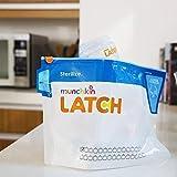 Baby Bottles Steriliser Bags Travel Holiday Convenient Bag Munchkin Latch (1x Bag)