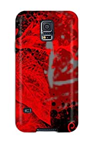 Special Heather Godfrey Skin Case Cover For Galaxy S5, Popular Funky Artistic Design Phone Case