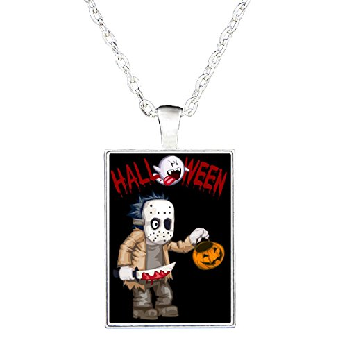 [Halloween Scary Costume - Necklace] (The Funniest Halloween Costumes)