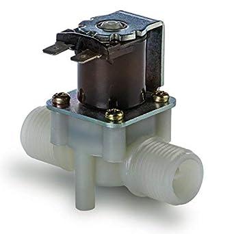 Parijata 1 2 Inch Inlet Outlet Diaphragm Solenoid Valve For Water Purifiers Agricultulture Irrigation Hydroponics Aquaponics Aquarium 24v Dv Amazon In Industrial Scientific