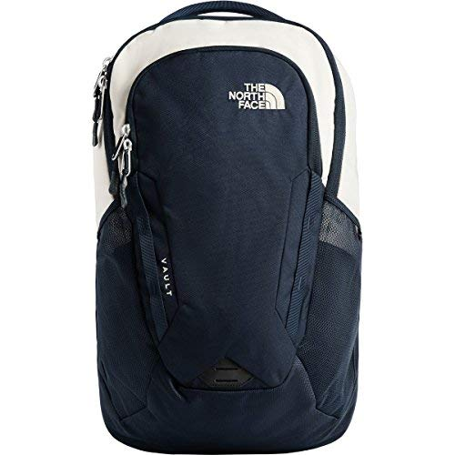 The North Face Unisex Vault Backpack Peyote Beige/Urban Navy One Size