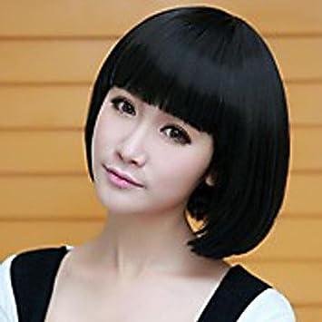 OOFAY JF® japón y los estudiantes de la cabeza bobo negro de moda Corea del