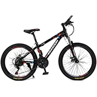 JERN 24T Mountain Cycle with Front and Rear Disc Brakes