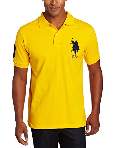 us-polo-assn-mens-solid-short-sleeve-pique-polo-egg-yoke-x-large