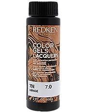 Redken Color Gels Lacquers Haircolor 7N - Mirage, 60 ml