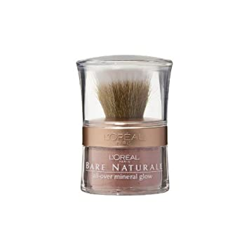 L oreal Paris True Match Naturale All-over Mineral Glow, Rose Glow, 0.15 Ounc…