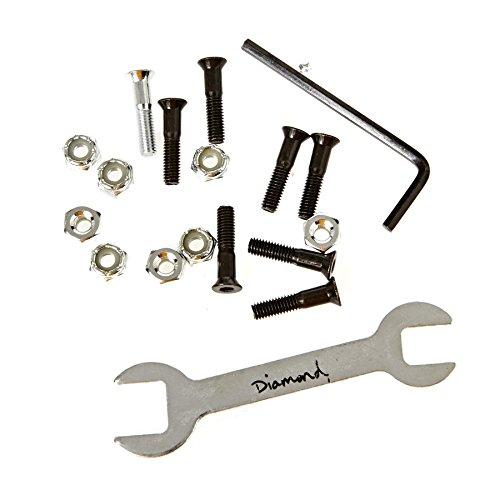 Diamond Supply Co Hella Tight Nyjah Huston Pro Hardware Set by Diamond Supply Co