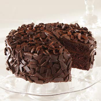 Sweet Street Iced Chocolate Thunder 3 Layer Cake 4 lb (14 Slice) Pack of 2 by Sweet Street Frozen (Image #2)
