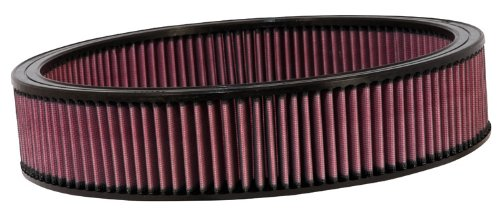 """K&N E-1650 High Performance Replacement Air Filter 14"""" Round 3"""" Height"""