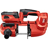 22-Volt SB 4-A22 Cordless Band Saw Tool Body with 14 TPI to 18 TPI Blade -  Hilti
