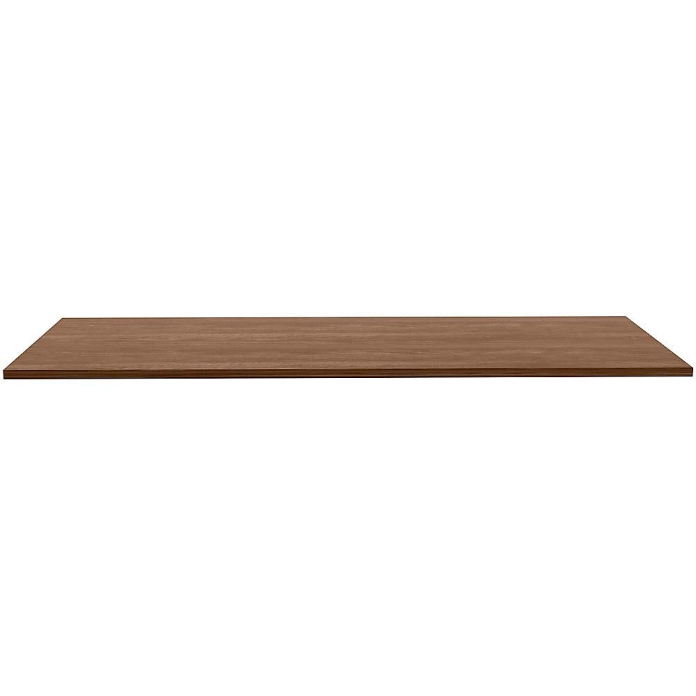 Lorell 34406 Active Office Table Top, Cherry,Laminated by Lorell