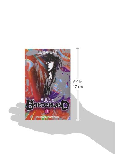Alice in Borderland, Tome 1 :