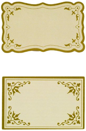 amazon com little b 100118 60 piece decorative labels