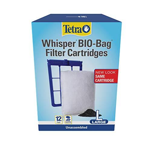 Tetra Whisper Bio-Bag Filter Cartridges for Aquariums – Unassembled