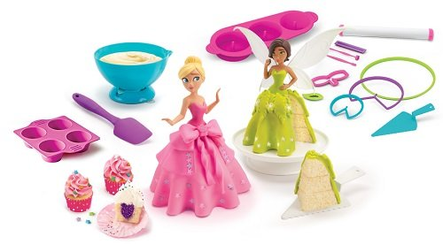 Real Cooking Ultimate Princess Baking Set with 50+ pieces - (Amazon Exclusive)]()