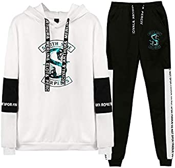 Mens Womens Tracksuits Casual Hoodie Bottoms Jogging Sweatershirt Pullover UK