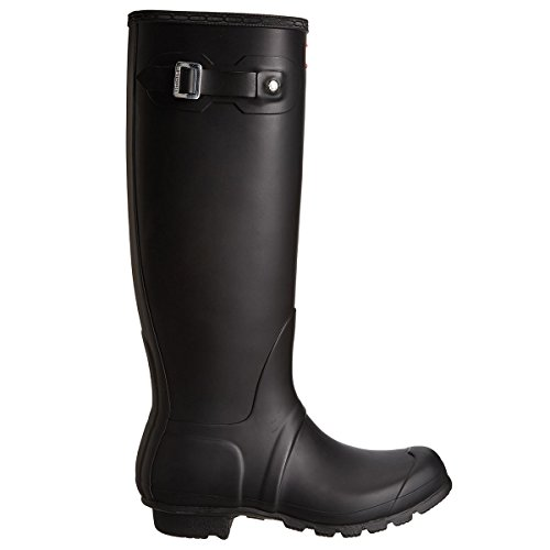 Hunter Original Tall Black Womens Boots 6