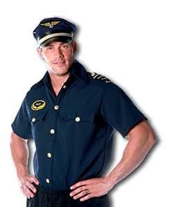 Shirt Piloto Tamaño Costume L